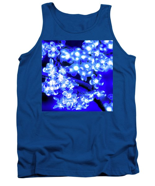 Flower Lights 1 Tank Top