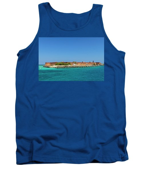 Fort Jefferson, Dry Tortugas National Park Tank Top