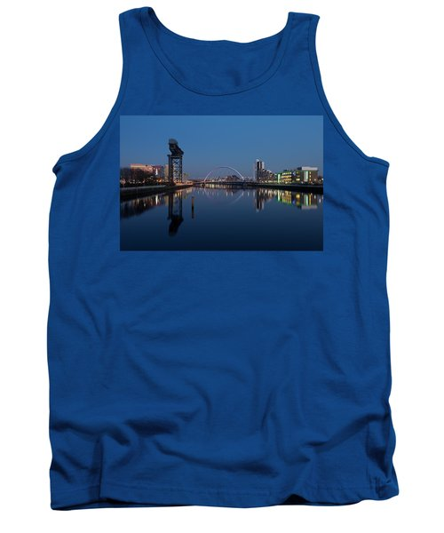 Glasgow Relfected Tank Top