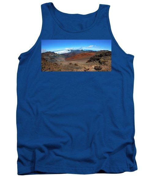 Haleakala Crater Panoramic Tank Top
