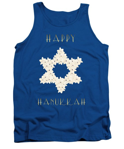 Happy Hanukkah  Tank Top