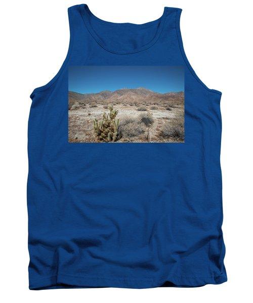 High Desert Cactus Tank Top