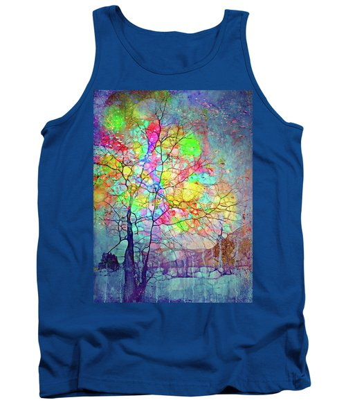 I Will Shine For You, Even In This Storm Tank Top