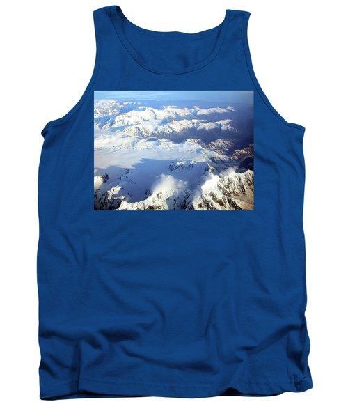 Icebound Mountains Tank Top