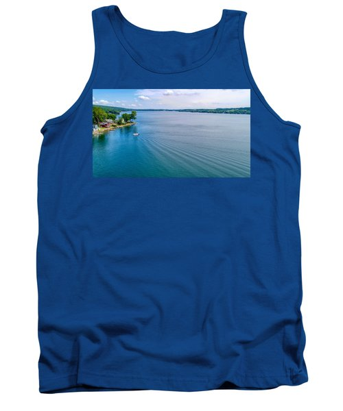 Keuka Days Tank Top