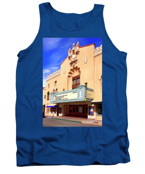 Lensic Performing Arts Center Tank Top