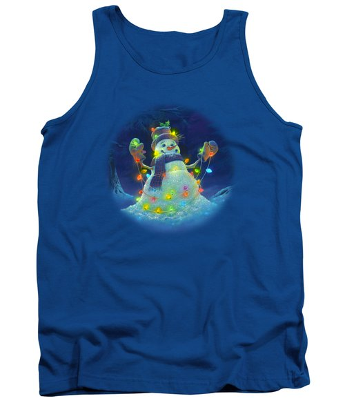 Let It Glow Tank Top