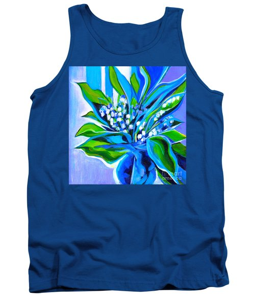 Lily Of The Valley Tank Top