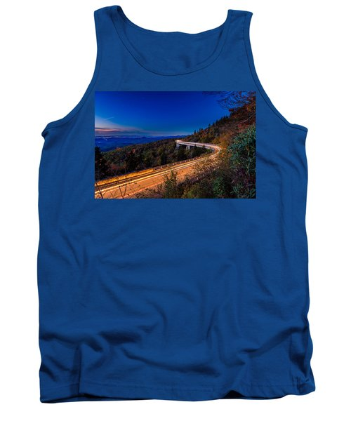Linn Cove Viaduct - Blue Ridge Parkway Tank Top