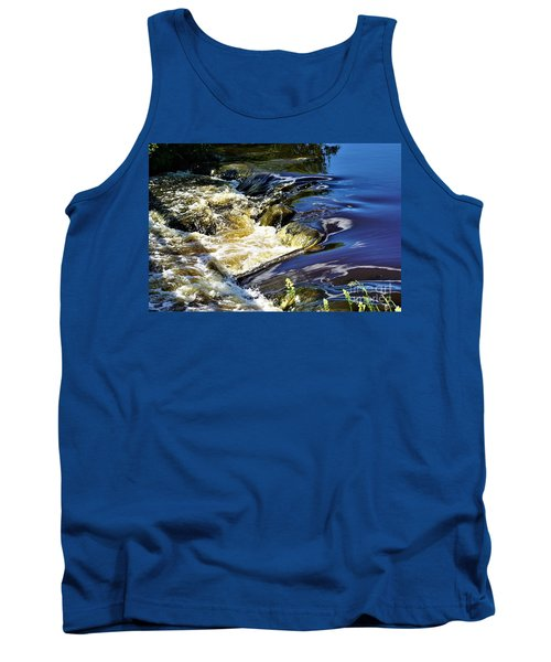 Little Bitty Waterfall Tank Top