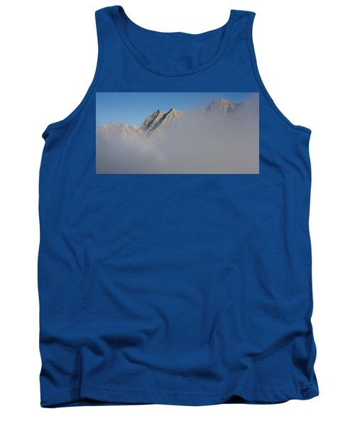 Marbore Behind The Clouds Tank Top