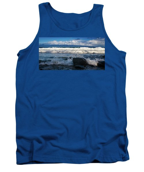Maui Breakers Pano Tank Top
