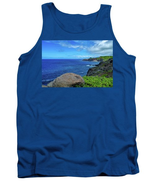 Maui Coast II Tank Top