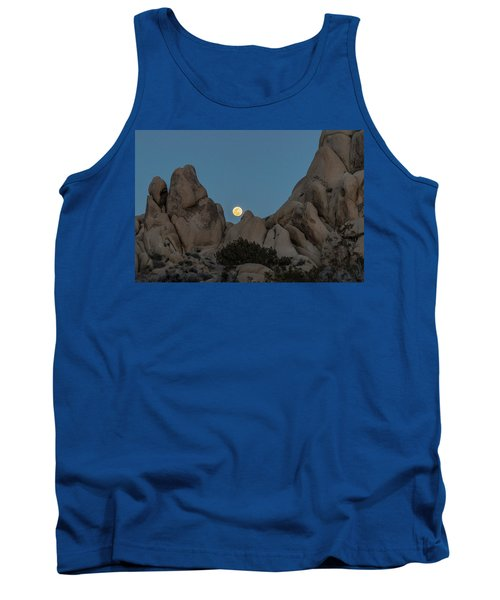 Moonrise In The Sight Tank Top