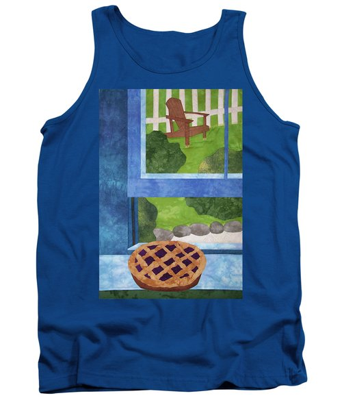 My Soul In A Blackberry Pie Tank Top