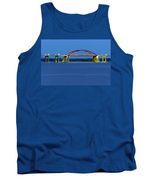 Night Bridge Tank Top