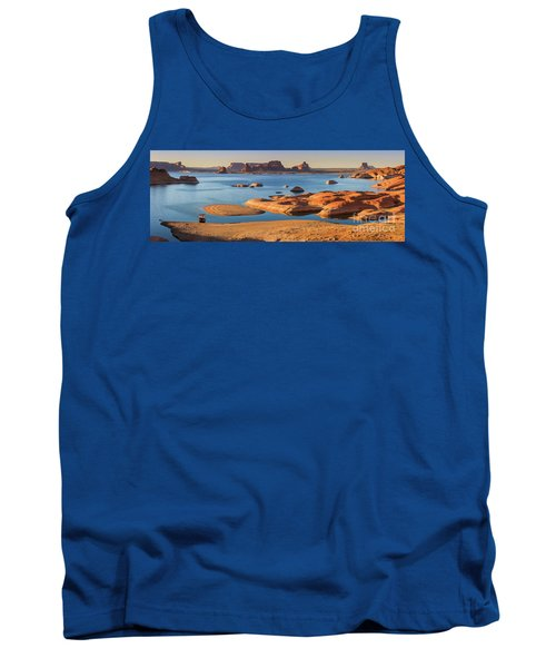 Padre Bay, Lake Powell, From Cookie Jar Butte Tank Top