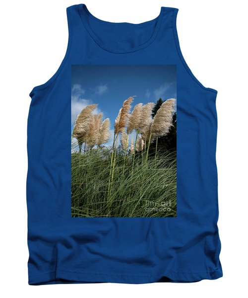 Pampas Grass - 2 Tank Top