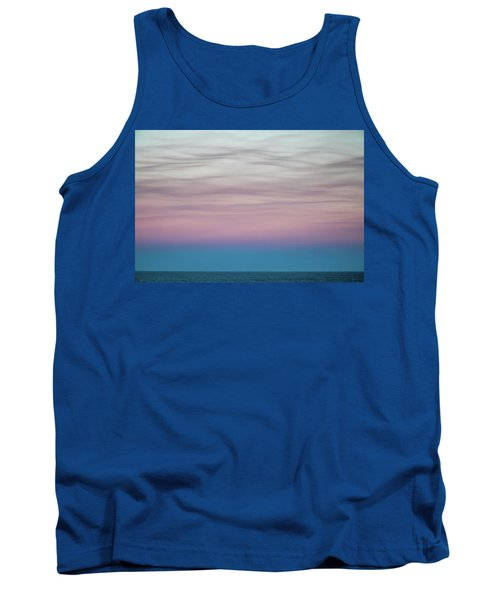 Pastel Clouds Tank Top