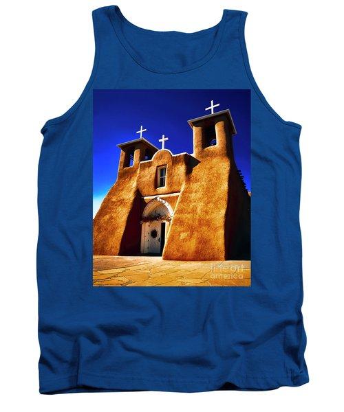 Ranchos Church  Xxxii Tank Top
