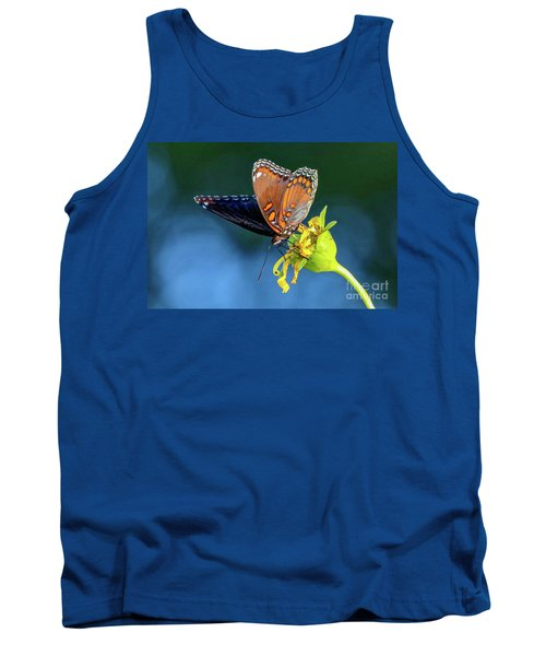 Red-spotted Purple Butterfly Tank Top