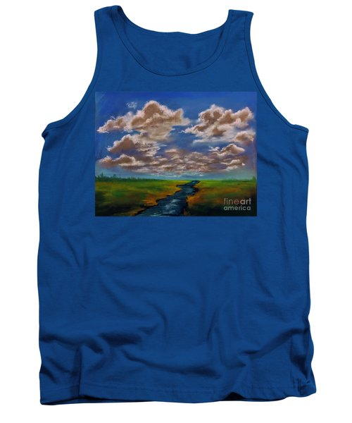 River To Nowhere Tank Top