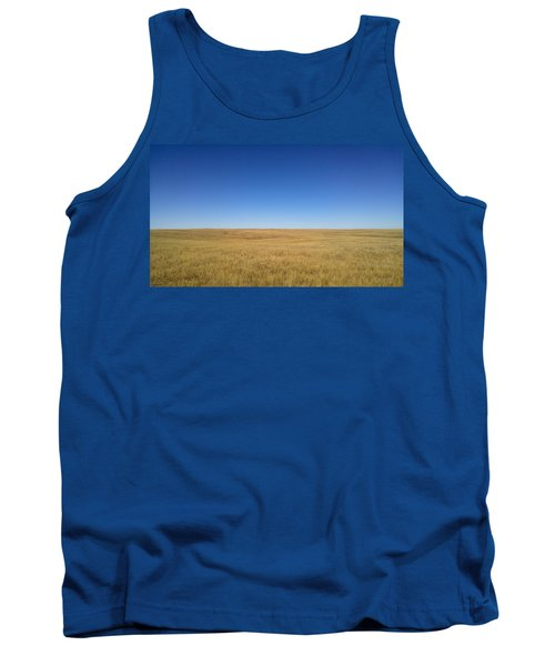 Sea Of Grass Tank Top