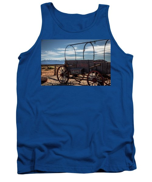 Tank Top featuring the photograph Snake Oil by David Morefield