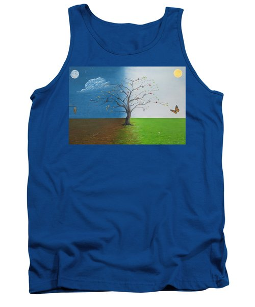 Spirit Of Eden Tank Top