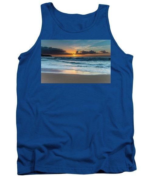 Sun Glow Seascape Tank Top