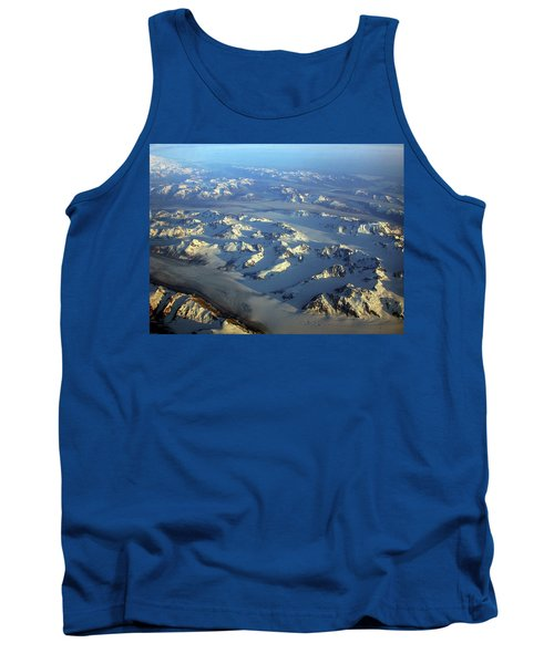 Sun Kissed Glaciers Tank Top