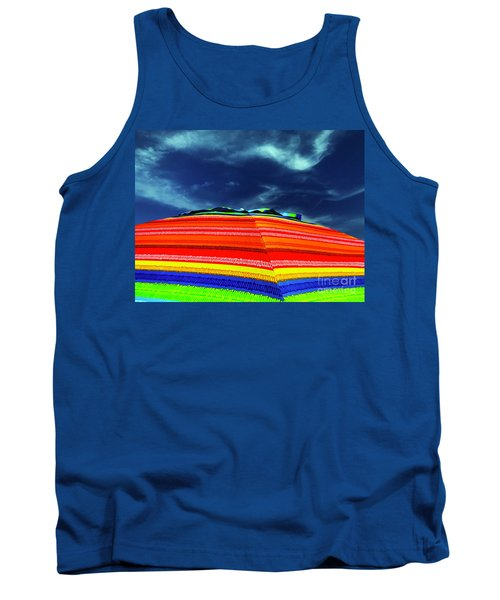 Tank Top featuring the photograph Sunny Side Up by Rick Locke