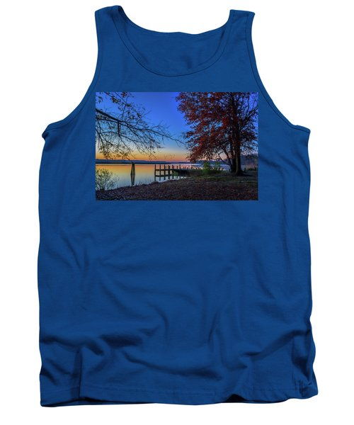 Sunrise On The Patuxent Tank Top