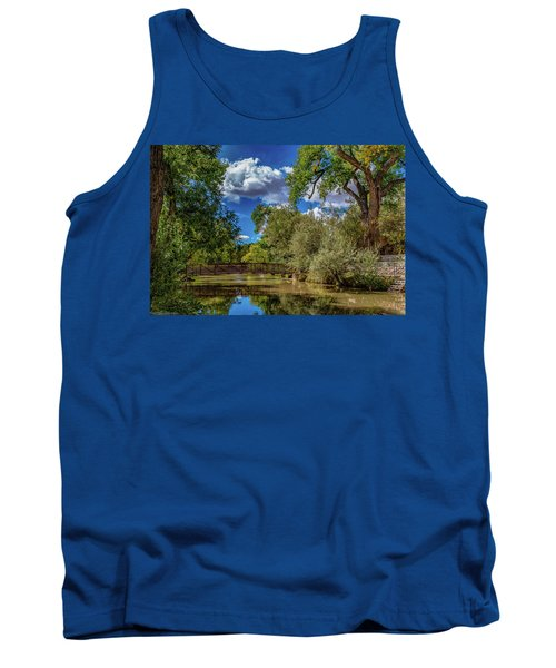 Sunrise Springs Tank Top
