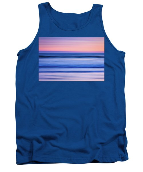 Sunset Abstract Tank Top