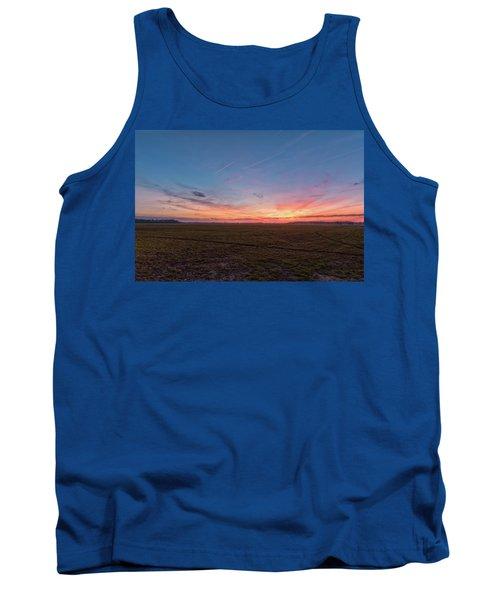Sunset Pastures Tank Top