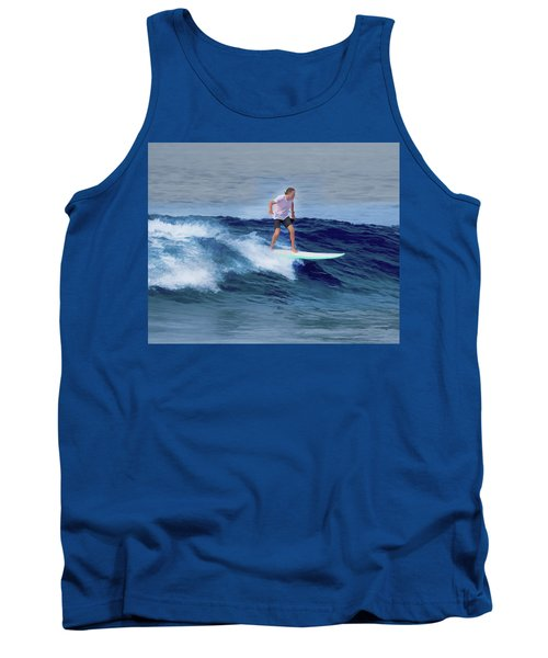 Surfing Andy Tank Top