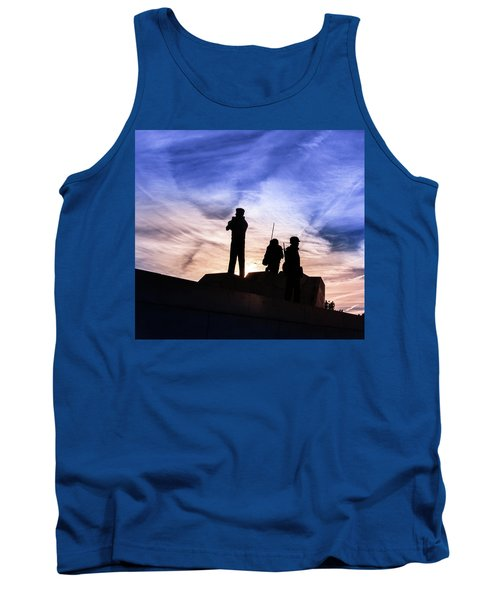 The Canadian Peacekeepers Tank Top