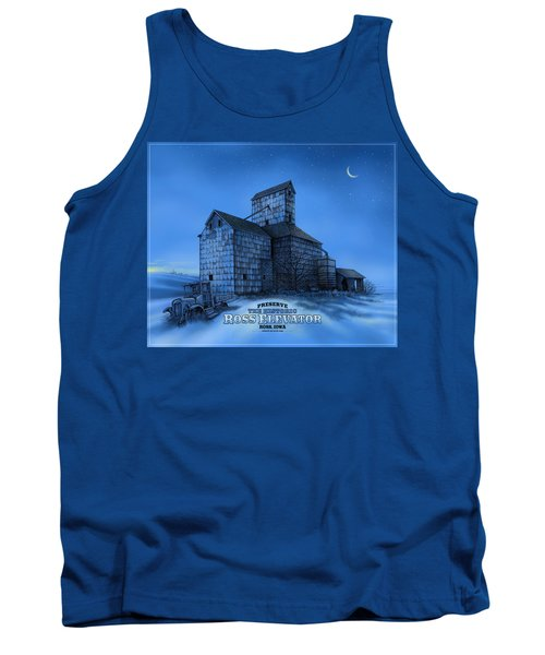 The Ross Elevator Version 3 Tank Top