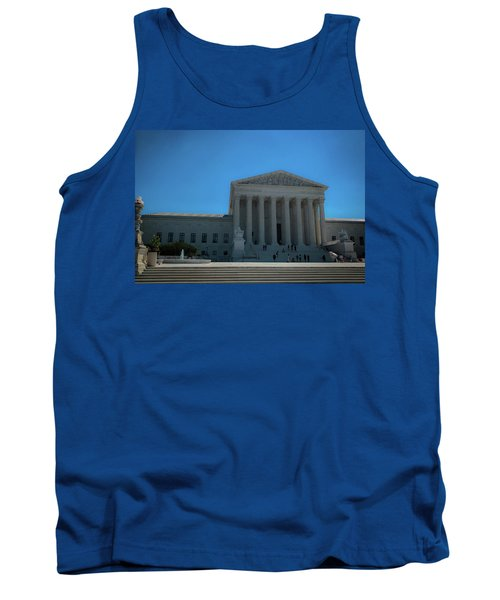 The Supreme Court Tank Top