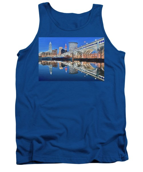 This Is Cleveland II Tank Top