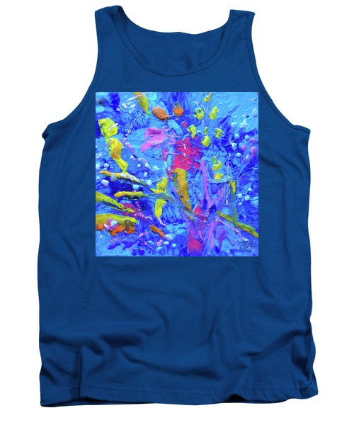 Under The Reef - Detail Tank Top