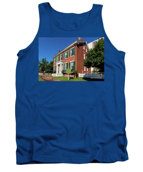 Woodrow Wilson Boyhood Home - Augusta Ga 2 Tank Top