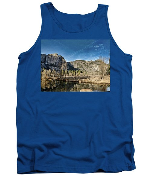 Yosemite Reflection Tank Top