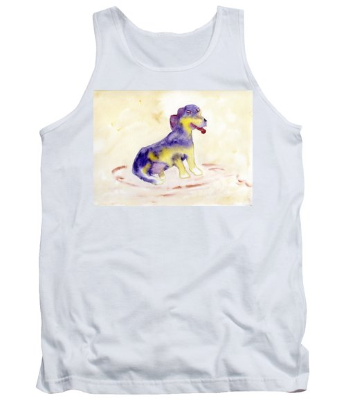 Beagle Bright Tank Top