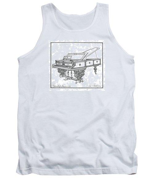 Bosendorfer Centennial Grand Piano Tank Top