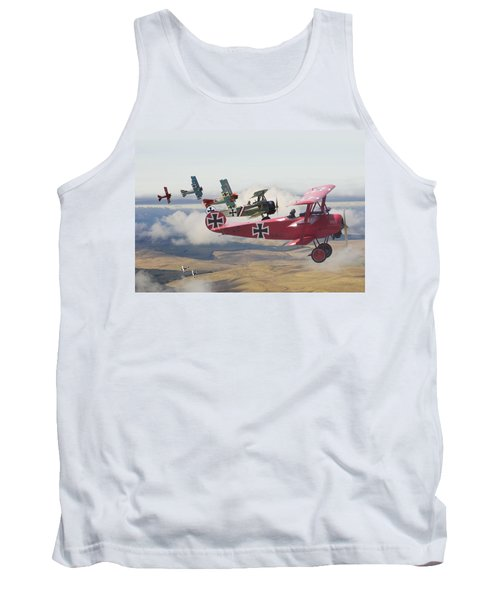 Circus Comes To Town Tank Top