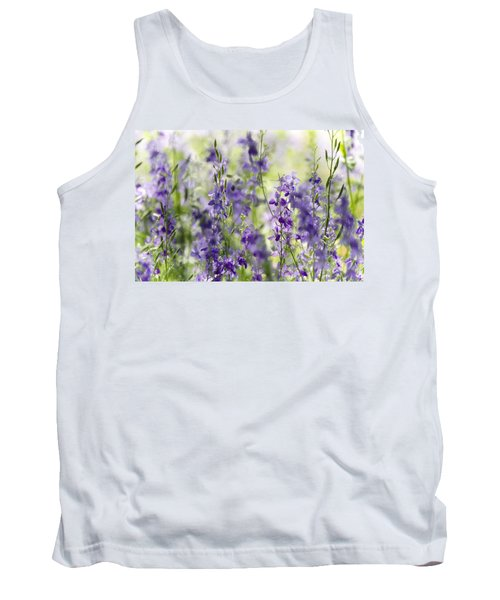 Fields Of Lavender  Tank Top