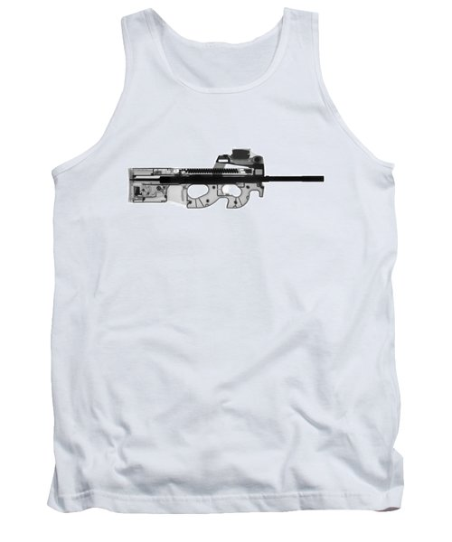 Fn Ps90 X-ray Photograph Tank Top