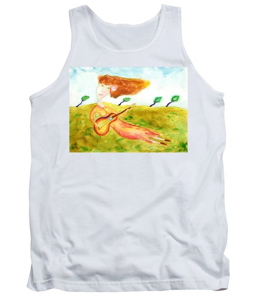 Musical Spirit 23 Tank Top